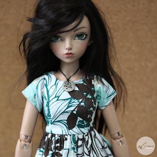 inEssence Creations - Sydney Dress; Bella - Minifee Rheia
