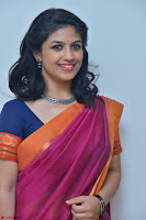 Supriya in Pink Saree Spicy Pics 027.JPG