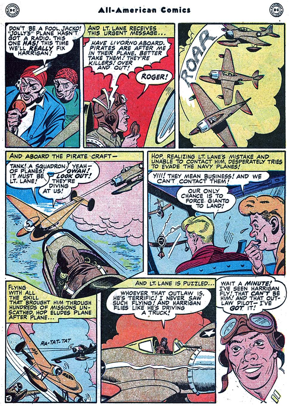 Read online All-American Comics (1939) comic -  Issue #100 - 47
