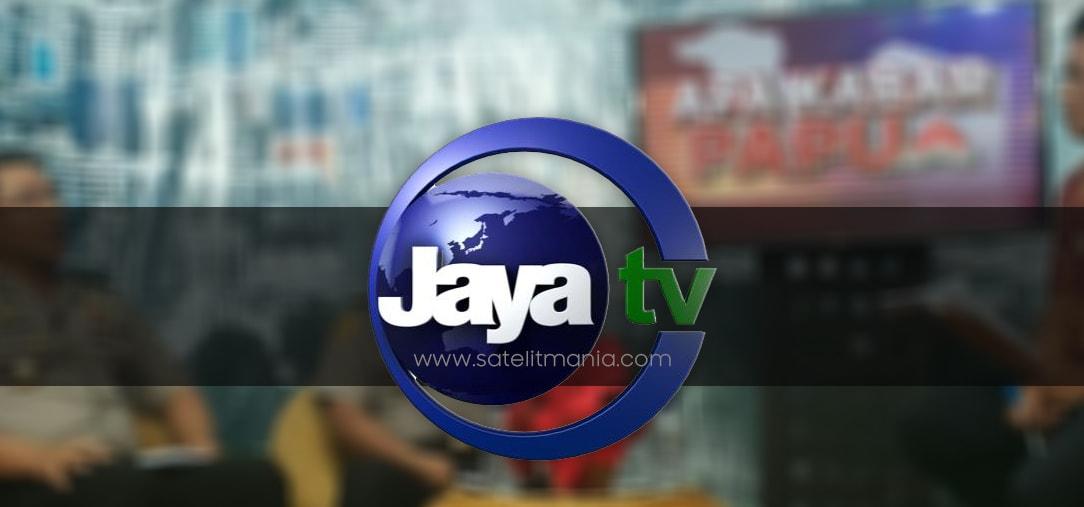 Frekuensi Parabola Terbaru Channel Jaya TV di  Satelit Telkom 3S