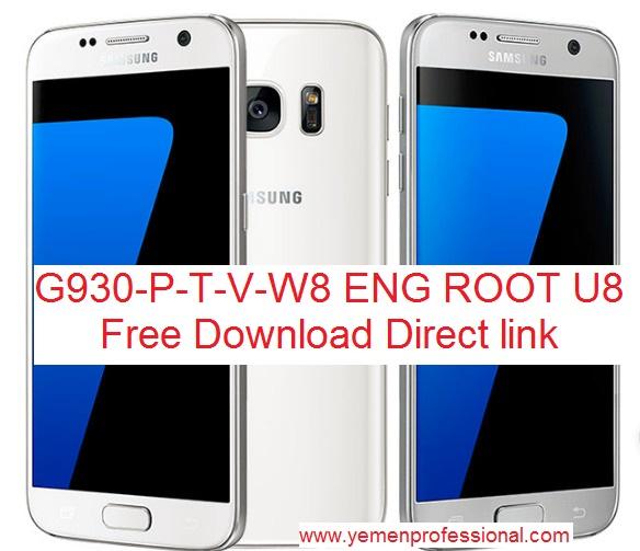G930-P-T-V-W8 ENG ROOT U8 Free Download Direct link
