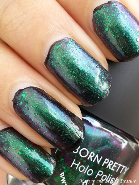born pretty store holographic nail polish
