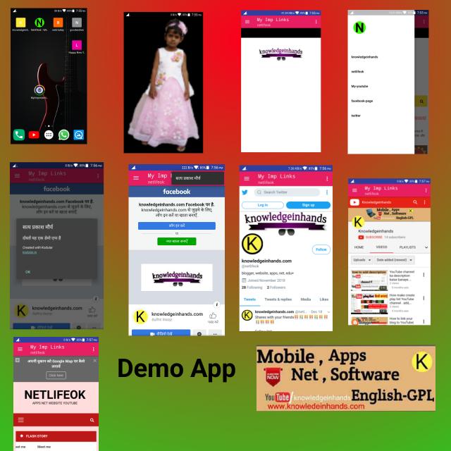 How to make an App-App Development  Series