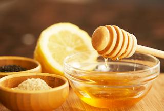 Lemon dan Madu untuk Kecantikan