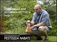 Kekurangan dan Kelebihan Pestisida Nabati (PESNAB)
