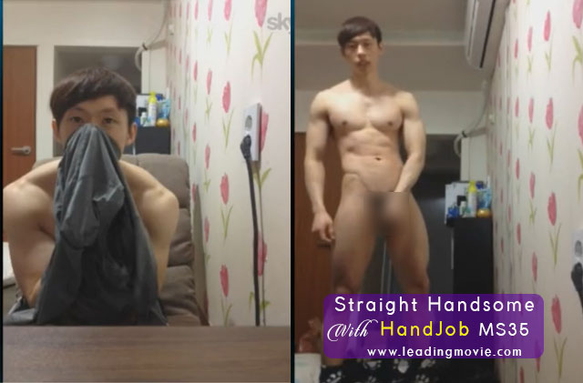 Straight Handsome Handjob / Porn Gay Videos | MS35