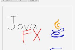 Event pada Canvas di Java