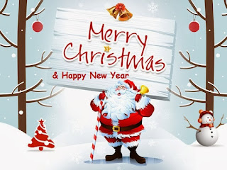 Merry Christmas WhatsApp DP