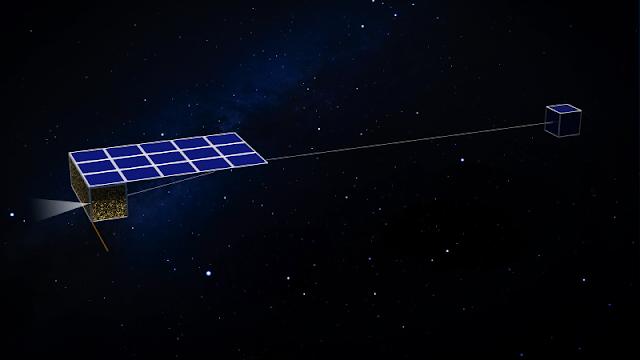Ilmuan Antariksa Jepang  Meluncurkan Robot Baru Ke Asteroid