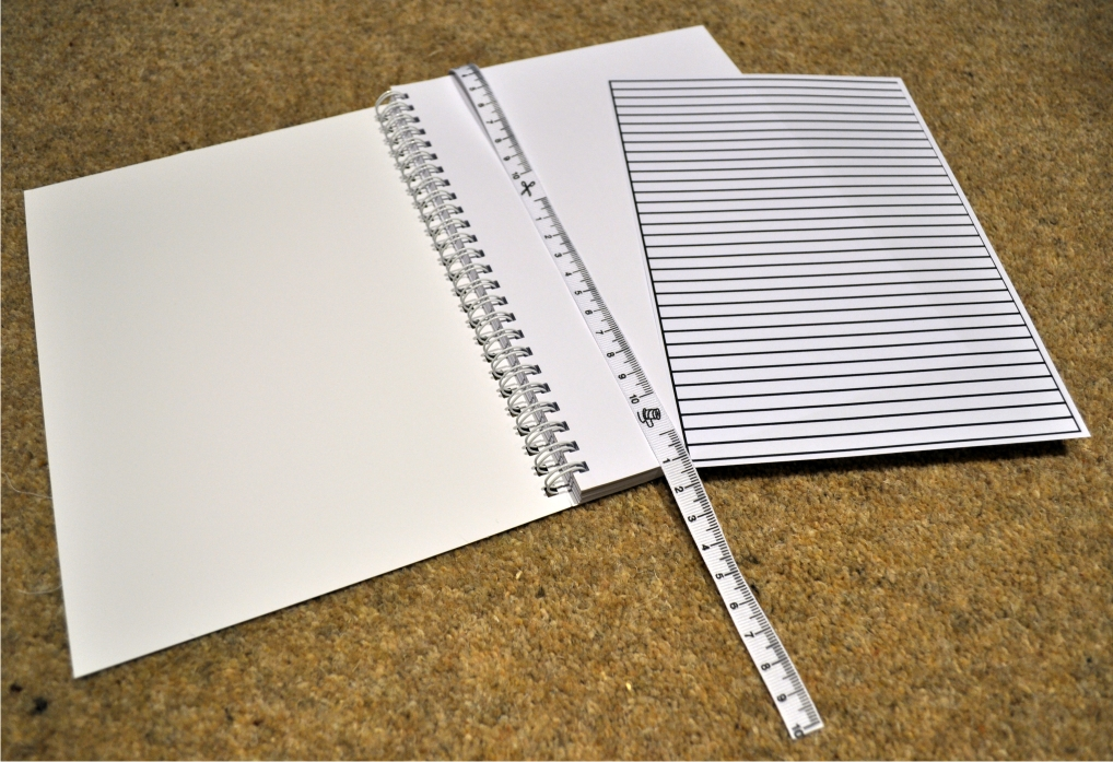 Blank Page To Write On Online