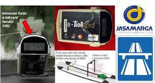 E-toll pass Card Beli Dimana