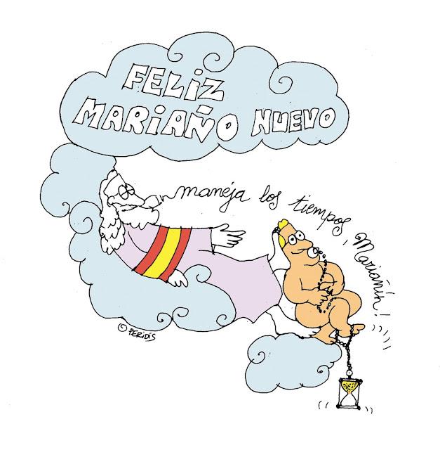 Humor en cápsulas. Para hoy, Fin de Año, 31 de diciembre de 201