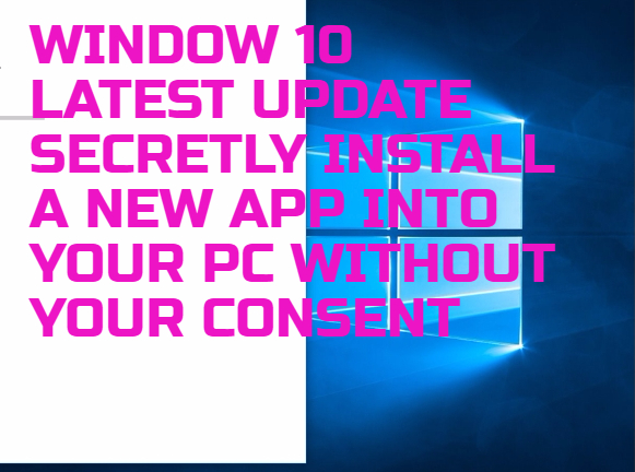 """A few days ago we have seen Microsoft pushed a cumulative update for Windows 10 which brings users the infamous blue screen of death. According to Microsoft, the problem caused because of a """"publishing issue"""".  Now Microsoft is readying for another major Windows 10 update that was about to hit sometime this month. The fall creator update is expected to bring some design enhancements and a lot of under-the-hood improvements.  It's said that the upcoming Fall Creators update will offer a better user experience. But, in the run-up to the new update, the company has released a patch update that had forcibly installed an app on a users computer without seeking permission. YOU SHOULD READ THIS!   Few Windows 10 users have reported that they found an app which goes by the name """"Photos Add-on"""" installed on their computer without any permission or notifications. What's more confusing is, the app was also found on Windows Store but it doesn't carry any proper description of what it does.Image Credit: deccanchronicle.com  Not only these, the app also claims to be supported on Xbox consoles, HoloLens and Windows Mobile. However, the app name is Photos Add-On, it could be possible that Microsoft will push future updates and features to Photos App through the add-on.  Microsoft hasn't released any official statement on the functionality of this update yet. So, what do you think about this? Share your views in the comment box below."""