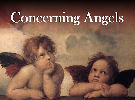Concerning Angels