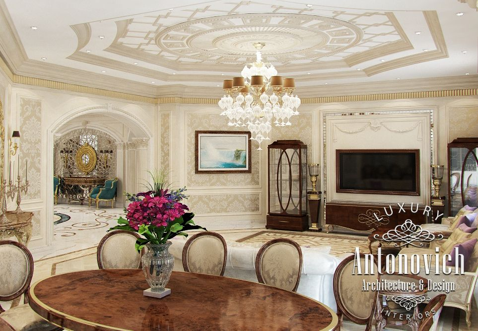 LUXURY ANTONOVICH DESIGN UAE: Well known interior ...