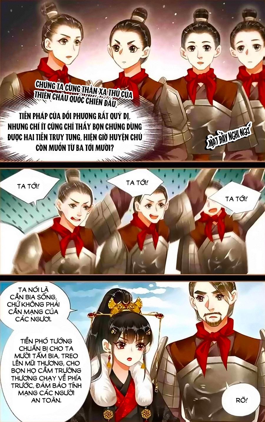 Thần Y Đích Nữ chap 158 - Trang 3