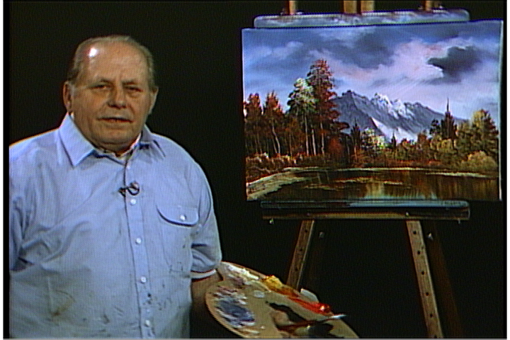 Art Now and Then: TV Painters