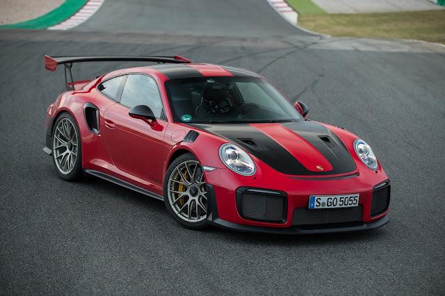 Как наука делает максимально  быстрым Porsche 911 GT2 RS