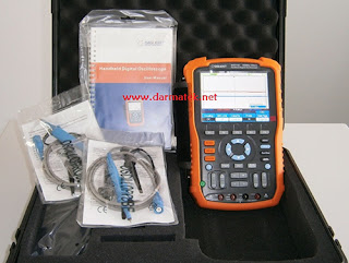 Darmatek Jual Siglent SHS-1102 Dual-Channel, 100MHz Bandwidth