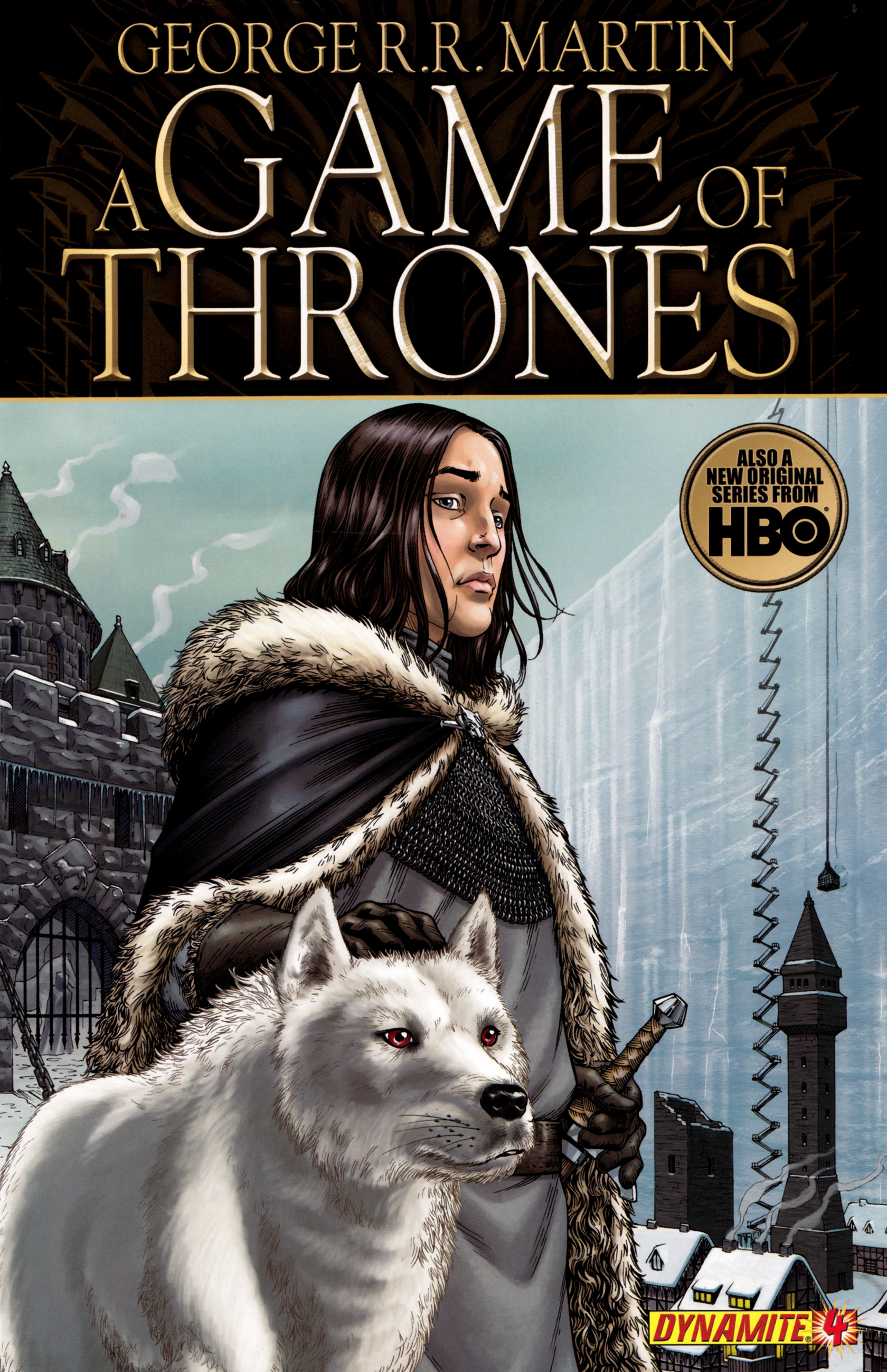 Read online A Game Of Thrones comic -  Issue #4 - 1