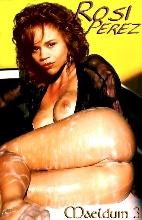Assured, picture nude rosie perez does