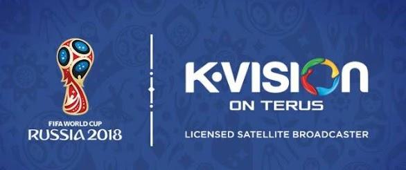 Daftar Channel Paket K Vision Cartenz Terbaru