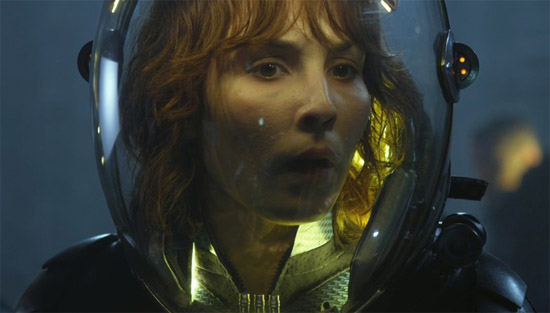 Even More New Footage From Ridley Scott S Prometheus Is