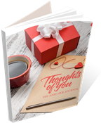 Thoughts of You: His and Her Journal