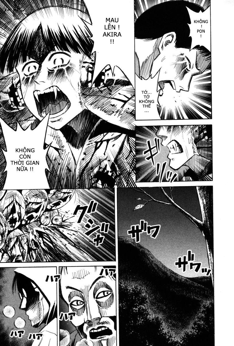 Higanjima chapter 64 trang 13