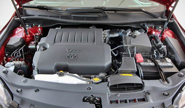 2017 Toyota Camry XLE V6 Review, Design, Engine, Safety, Price, Release Date