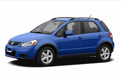 Harga dan Spesifikasi Mobil SX4 Crossover