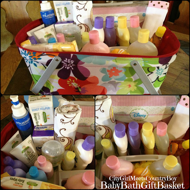 City Girl Meets Country Boy: Baby Shower Gift