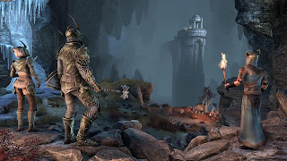 The Elder Scrolls Online Wrathstone PS Vita Wallpaper