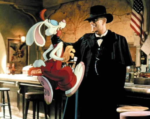 Captain Critic Reeling Backward Who Framed Roger Rabbit 1988