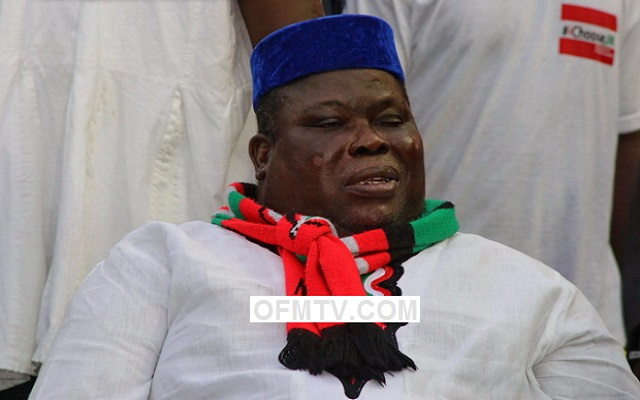 Jewel Ackah weeps over NDC neglect [Audio]