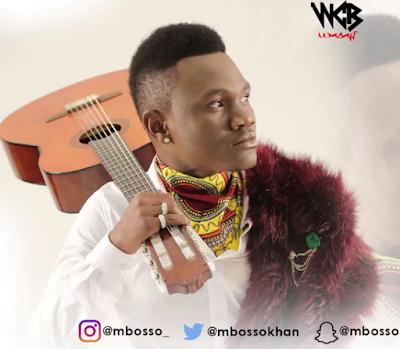 Mbosso (Mboso) - ILOVE YOU