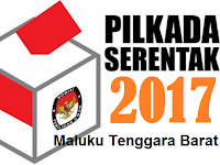 Hasil Pilkada Maluku Tenggara Barat (MTB) 2017: FATWA ...%, PAWER JUSTICE ...%, DOA ...%