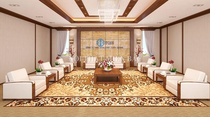 Thiết kế nội thất phòng khánh tiết phong cách hiện đại - H1