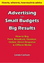 An ideal introduction to marketing tools and strategies, Advertising with Small Budgets for Big Results