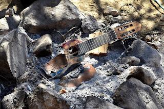 charango quemado