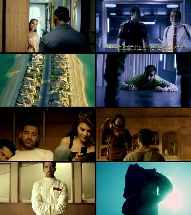 Dishoom 2016 Hindi 720p DVDRip