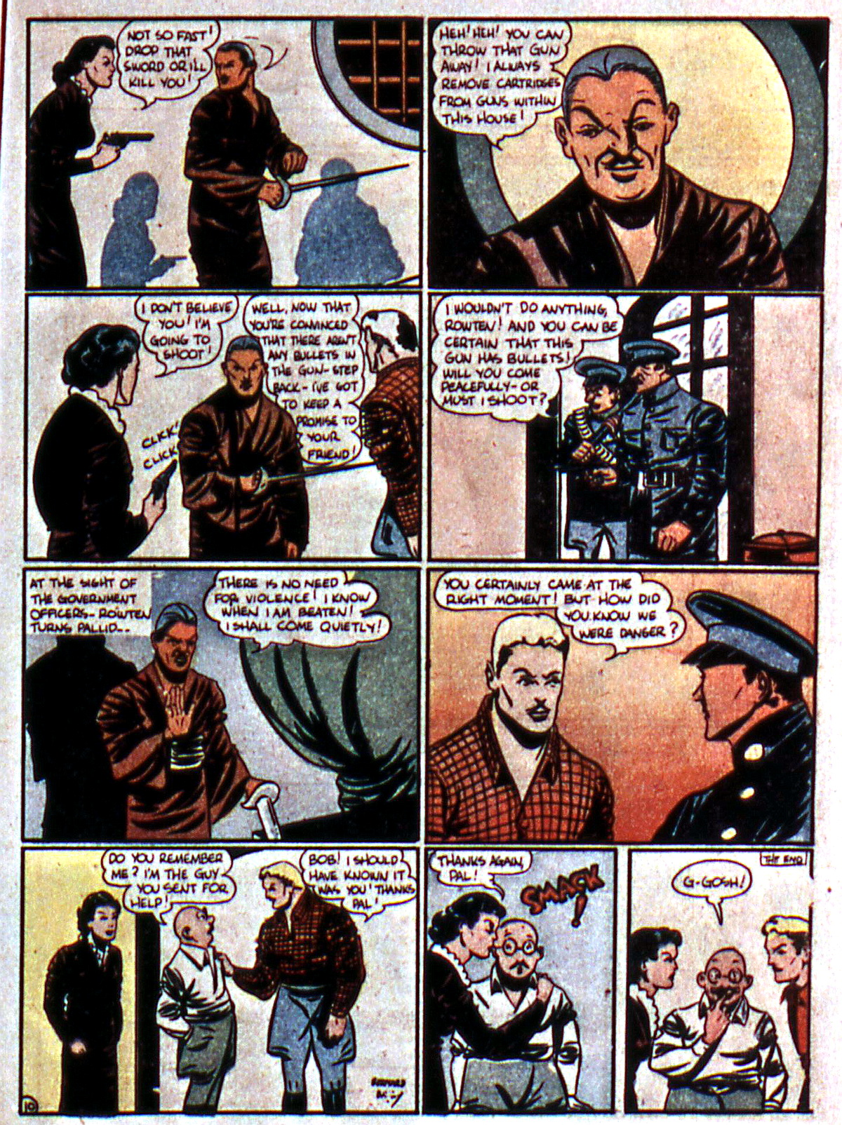Read online Action Comics (1938) comic -  Issue #5 - 45