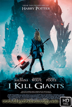 I Kill Giants [1080p] [Latino-Ingles] [MEGA]