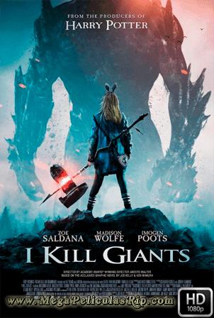 I Kill Giants [1080p] [Latino-Ingles] [MEGA]