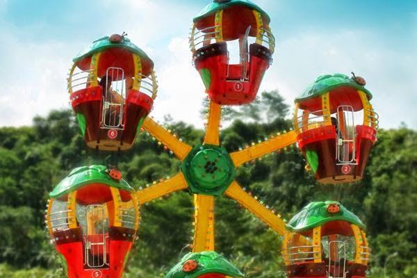 cara menuju ke jungleland adventure theme park bagaimana cara menuju ...