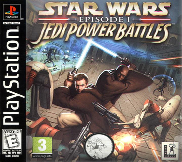 Star Wars Episode 1 Spiel