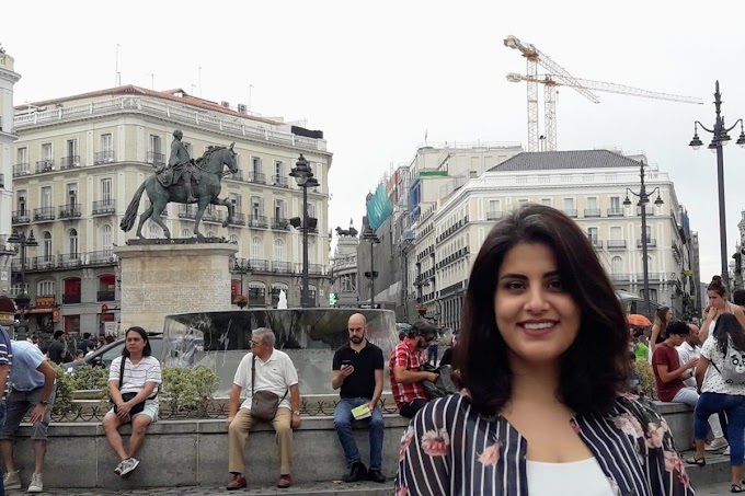 La activista saudí Loujain Al-Hathloul ha sido electrocutada y amenazada de violación en la cárcel.