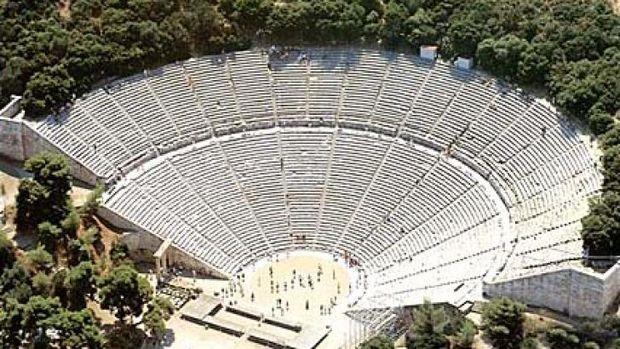 Παράπονα επισκέπτη του αρχαιολογικού χώρου του Θεάτρου Επιδαύρου