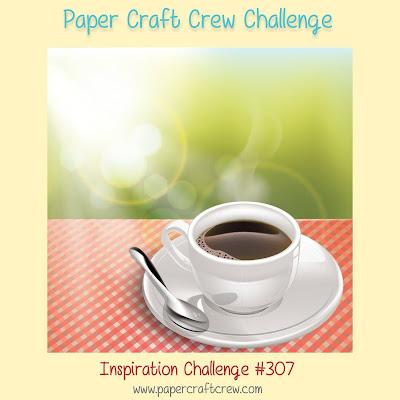 Paper Craft Crew Inspiration Challenge #PCC307 from Mitosu Crafts UK