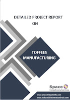 Toffees Manufacturing Project Report